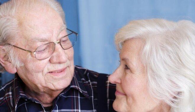Секс в старости сохраняет память