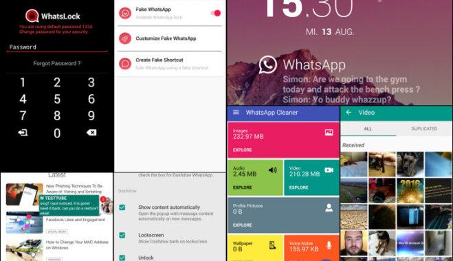 Четыре бесплатных приложения для Android, которые делают WhatsApp лучше