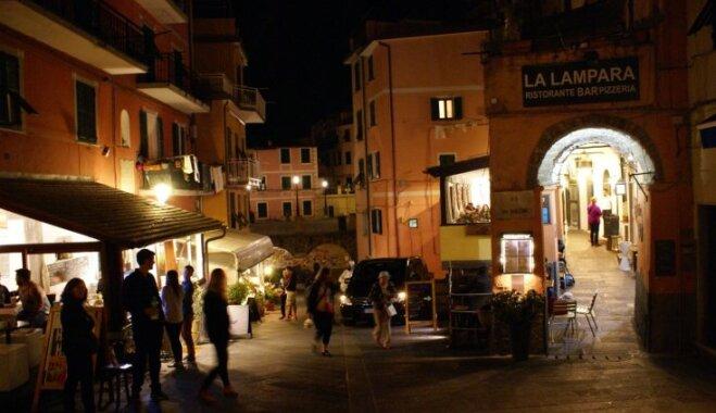 Ceļojuma stāsts: Itālija nesteidzoties – Činkve Terre, Ferrāra, Venēcija, vīns, saule un randiņi