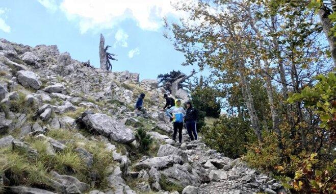 Itālijas kalnu varenība: ainavisks pārgājiena maršruts, kas pa spēkam arī iesācējiem