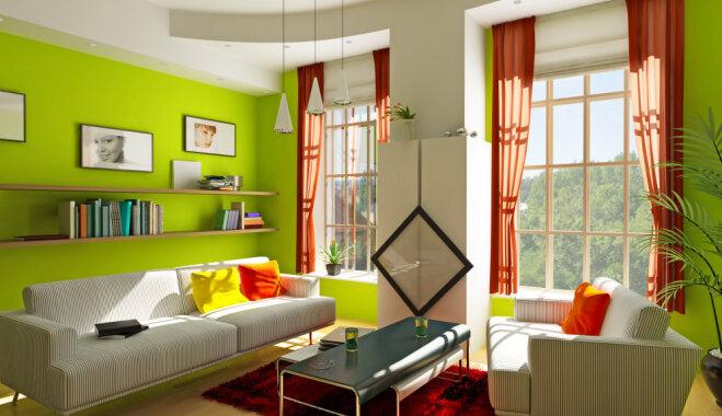 Дизайн интерьеров: 9 неожиданных комбинаций цветов, о которых вы не задумывались