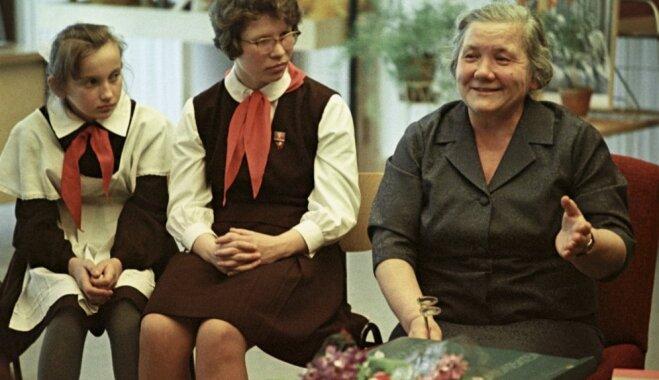 Padomju sievas. Lielais dzelzs krampis – lēdija Hruščova