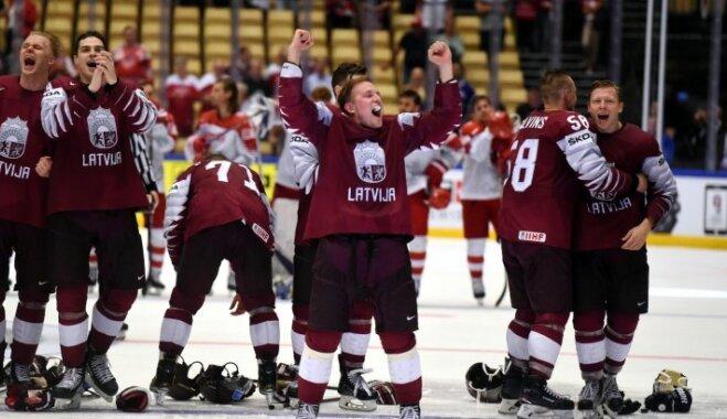 Vairākums iedzīvotāju seko līdzi Latvijas izlases panākumiem hokejā