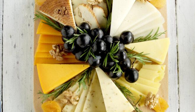 Astoņi klasiski sieri no Vidusjūras reģiona, kurus vērts nobaudīt