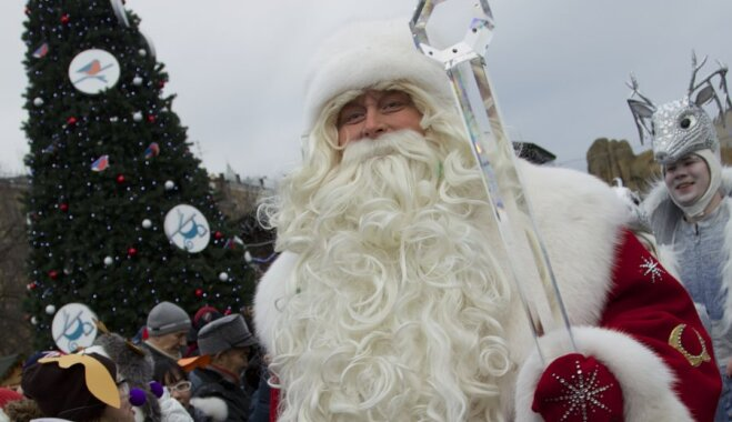Дед Мороз многоликий: Как доброго дедушку зовут в других странах
