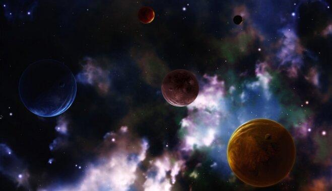 Ģimenes ar bērniem īpašā pasākumā aicina doties ceļojumā kosmosa pasaulē