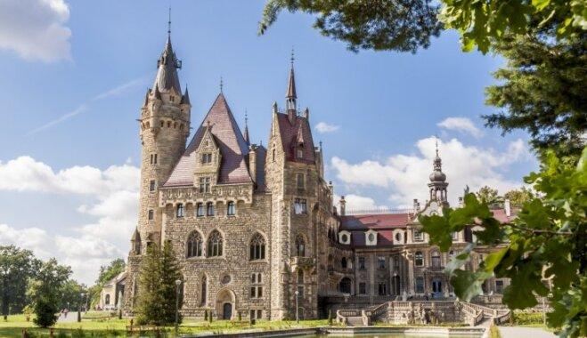 Девять польских замков, которые надо успеть посетить в этой жизни