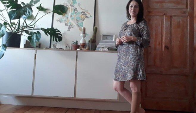 Ar vienu zeķi visu mūžu – pieredzes stāsts par trombozi grūtniecības laikā
