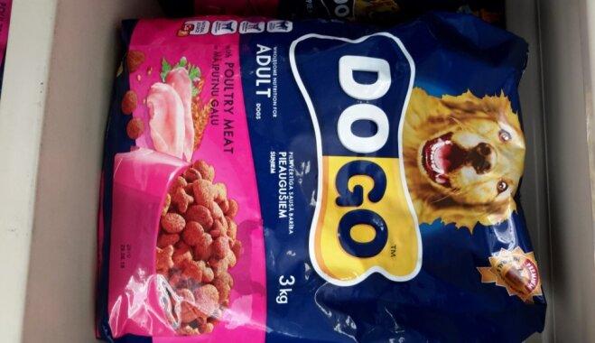 'Dogo' barībā atrod neatļautu vielu karbamīdu
