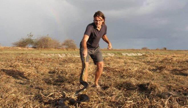 Ceļotājs no Latvijas, kas pabijis 144 valstīs: mani kļūst grūti pārsteigt