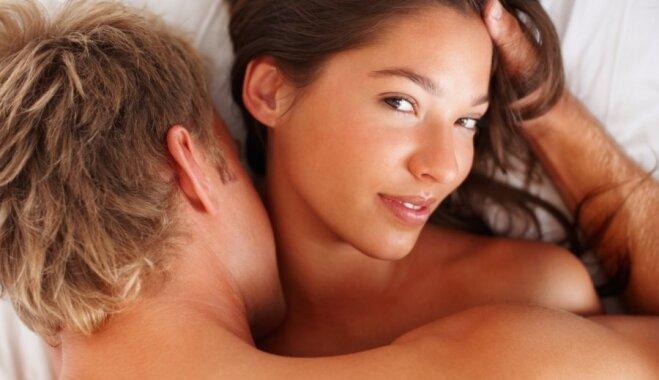 Секс у мужчин на 4 месте