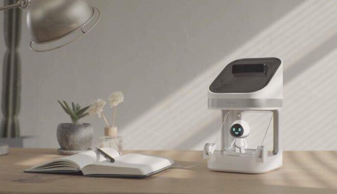 ВИДЕО: Samsung показала концепт голографического виртуального помощника
