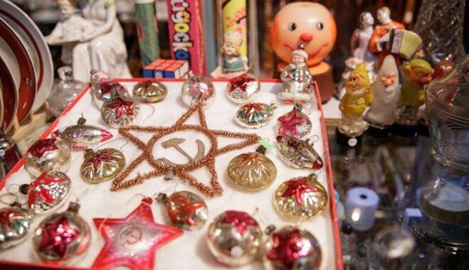 ФОТО. Сколько стоят советские елочные игрушки и почему они лучше современных
