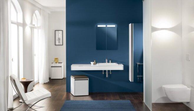 Praktiski ieteikumi: kā izmantot katru centimetru nelielā vannasistabā