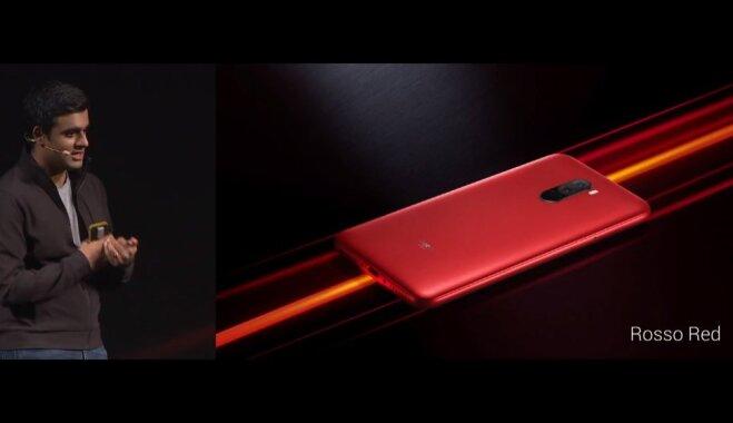 Xiaomi родила Poco. Китайцы представили недорогой флагманский смартфон под новым брендом