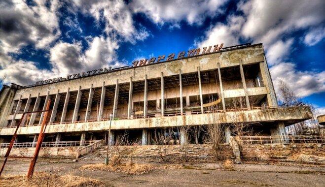Видеооткрытка из Чернобыля: Припять 28 лет спустя (ВИДЕО)
