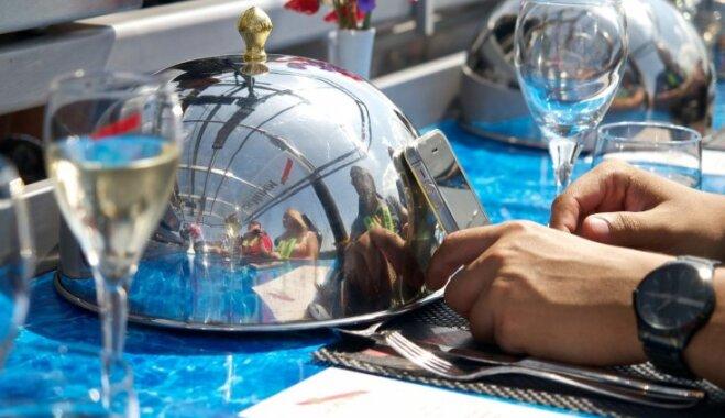 Parādi mums savas fotogēniskās pusdienas un laimē ielūgumus uz gaisa restorānu 'Dinner In The Sky'!