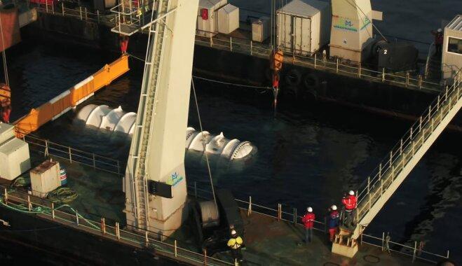 Microsoft запустила подводный дата-центр (ВИДЕО)
