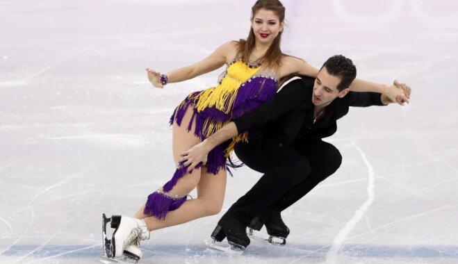 Расписание Олимпиады на 20 февраля: фигурное катание, биатлон, шорт-трек и хоккей
