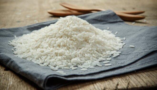 Rīsu metode slikta aromāta likvidēšanai drēbju skapī