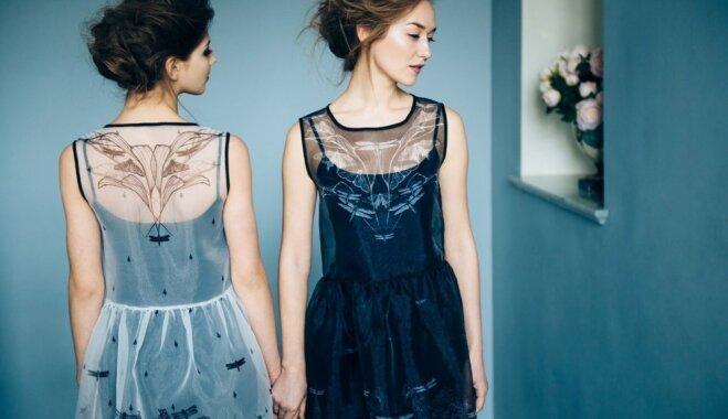 Foto: Apģērbu zīmols 'ZIB*' izrāda savu jauno kolekciju