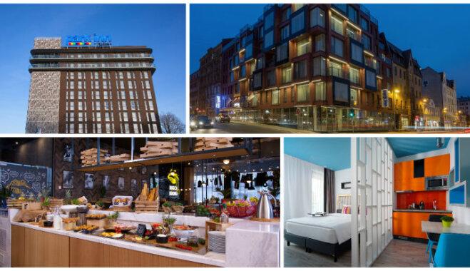 Foto: 'Park Inn by Radisson' Rīgā atver divas jaunas viesnīcas
