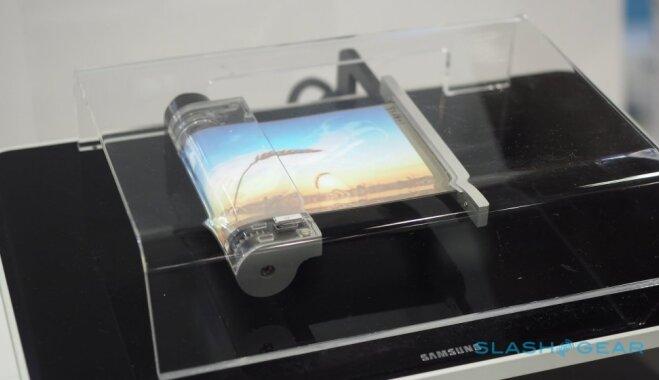 Топ-менеджер Samsung: сворачивающиеся в трубку смартфоны — все еще научная фантастика