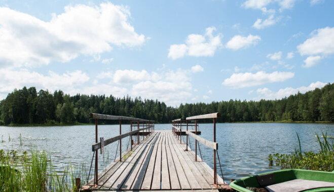 16 и 17 июня на озере Лубанас впервые пройдут Дни путешественников