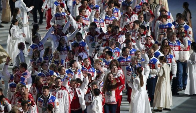 SOK Krievijas diskvalifikācijas atcelšanu vērtēs pēc futbola principiem