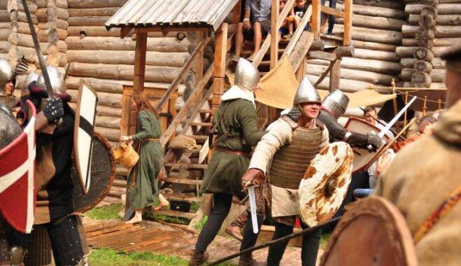 11 и 12 августа в Тервете устроят нападение на деревянный замок и рыцарские бои