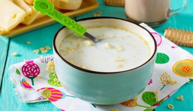 Piena un makaronu zupa