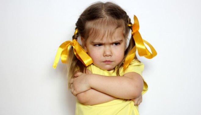 Nedarīšu un viss: kā rīkoties situācijās, kad bērns ir stūrgalvības kalngals