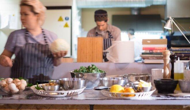 Tasty.lv testē: Olu ēdienu meistarklase nepiespiestā atmosfērā
