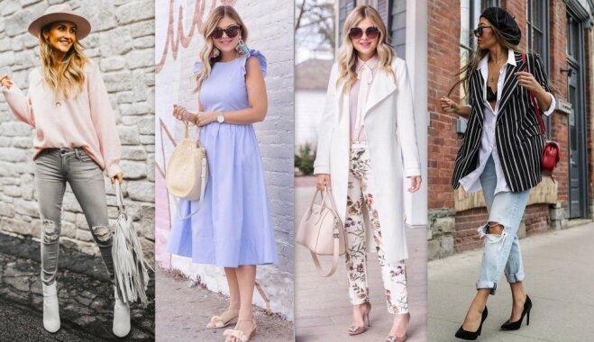 Как одеваться в мае: идеи на каждый день
