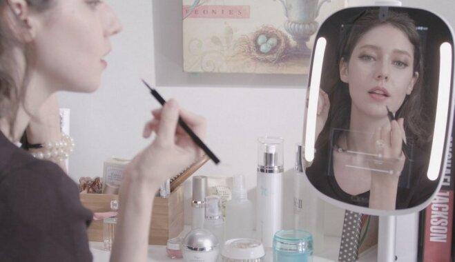 Analizē, palīdz un izklaidē: personīgais skaistumkopšanas speciālists – gudrais spogulis