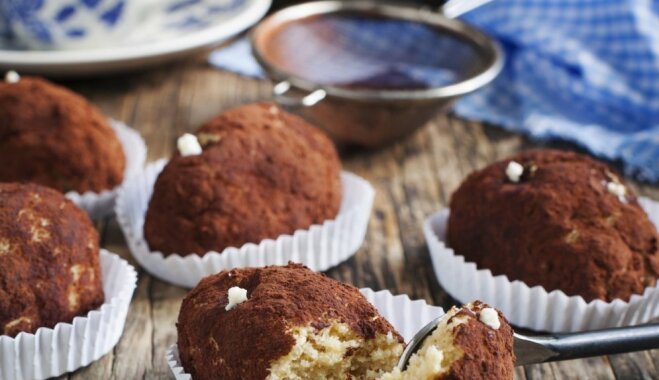 Riekstiņi, 'Skudru pūznis', 'kartupeļi', 'Napoleons' un citas receptes ar bērnības saldo garšu