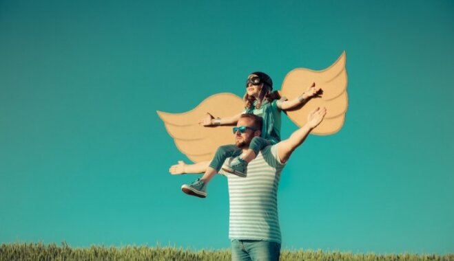 'Verbālās pļaukas', kas bērnu nevis cels spārnos, bet drīzāk iemīs zemē