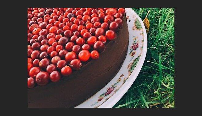 Īstākā šokolādes kūka