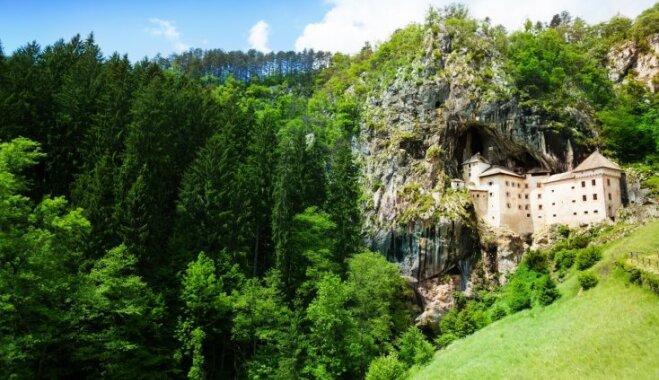 Varenās pazemes alas Slovēnijā, kur dzīvojot 'pūķu mazuļi'