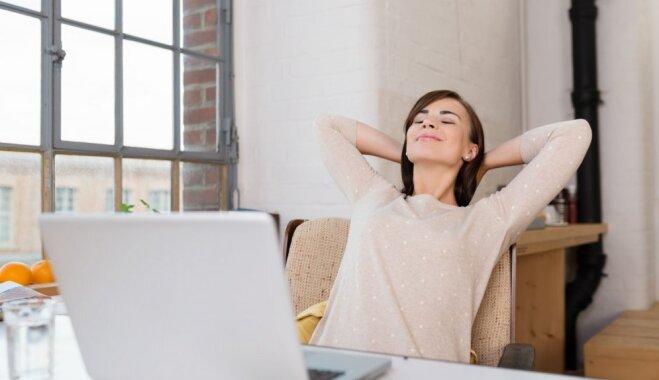 Pārbaudīti ieteikumi, kā padarīt darba dienu ražīgāku