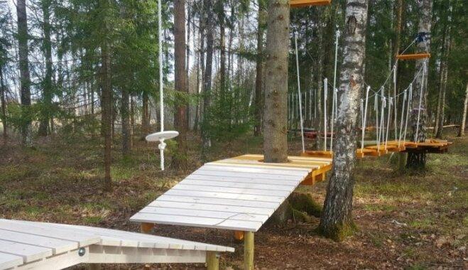ФОТО: Как будет выглядеть крупнейший в Балтии развлекательный парк