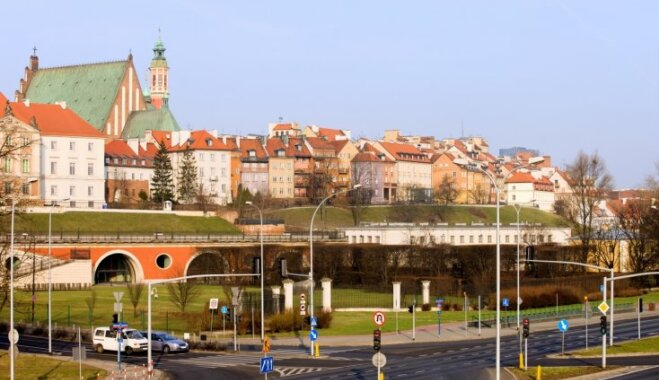 Varšava - vārti uz Eiropu, kur vērts piestāt
