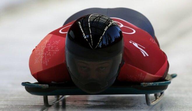 Martins Dukurs olimpiskās sacensības Phjončhanā iesāk ar trešo vietu