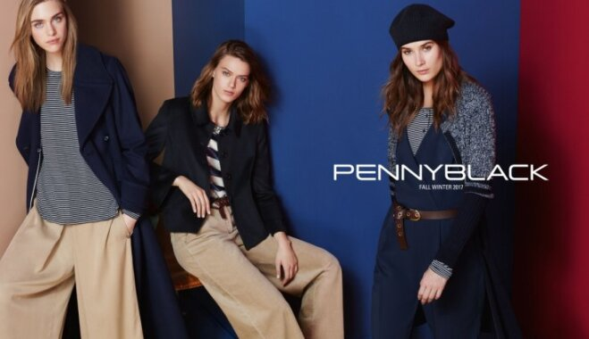 Krāšņais rudens ar 'PennyBlack' apģērbiem