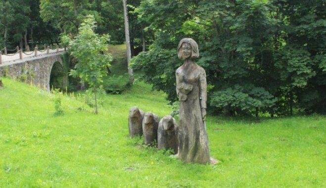 Neliels brīvdienu izbrauciens uz Kurzemes pērli Kazdangu