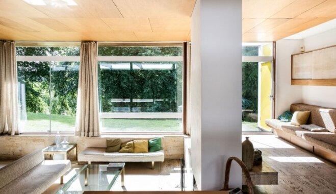 Māja kā horizonts – modernisma arhitektūra ar pārdomātu interjeru Skotijā
