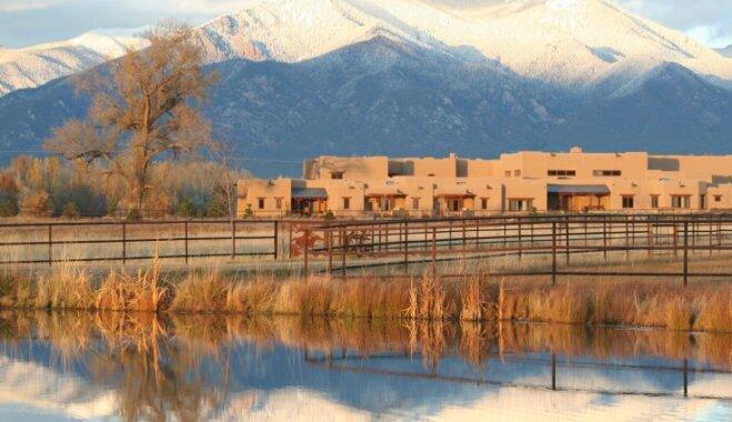 Foto: 55 miljonus vērts eko rančo, kam meklē jaunus saimniekus