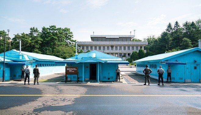 Ekskursija paralēlajā pasaulē: demilitarizētā zona – robeža starp Dienvidkoreju un Ziemeļkoreju