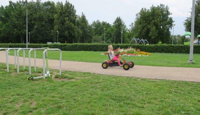 Aktivitātes, ēdināšana un apskates objekti: viena diena ar bērniem Daugavpilī