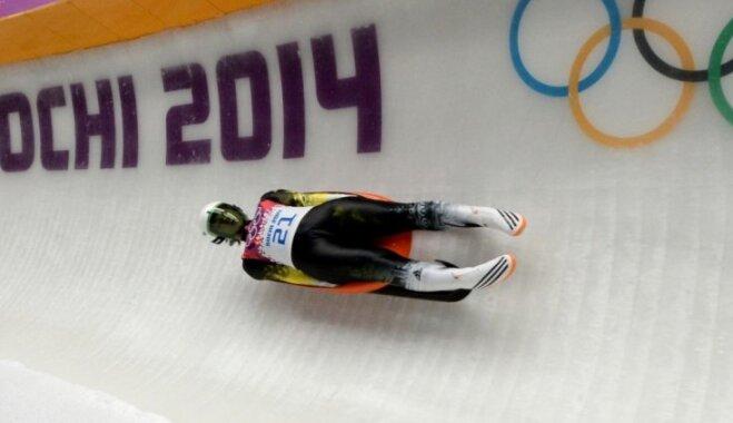 Tīruma Soču olimpiskajās spēlēs paliek aiz pirmā desmitnieka
